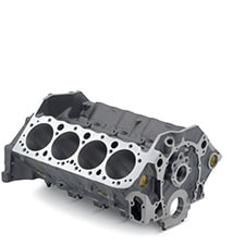 Chevy Performance Small Block Powetrain Blocks and Components