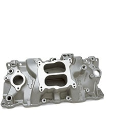 Chevy Performance Small Block Intake Manifolds and Components