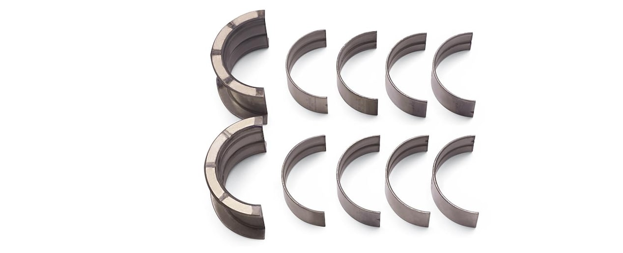 Chevrolet Performance Big-Block Cylinder Block Components Main Bearings