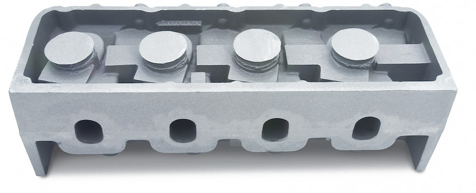 Chevy Performance DRCE 2 Aluminum Cylinder Head