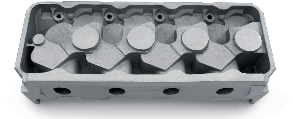 DRCE 3 Aluminum Cylinder Head Chevy Performance