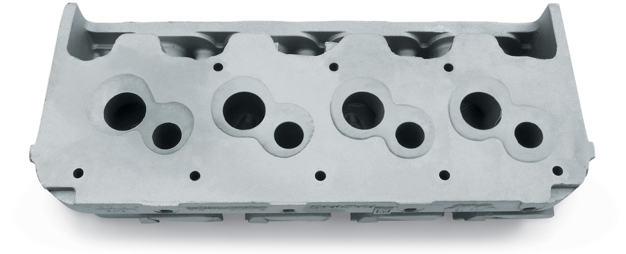 Chevy Performance DRCE 3 Aluminum Cylinder Head