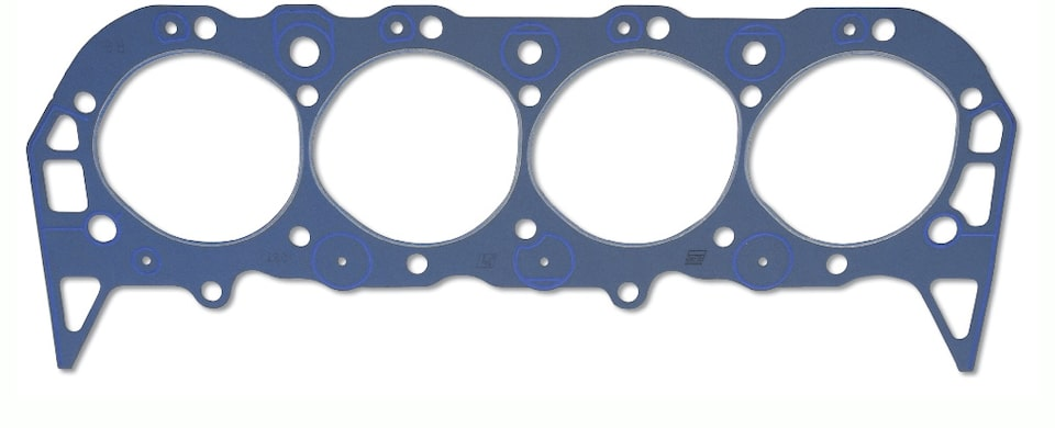 Chevrolet Performance Big-Block Composition Head Gaskets For 1965-1990 Part No. 12363414