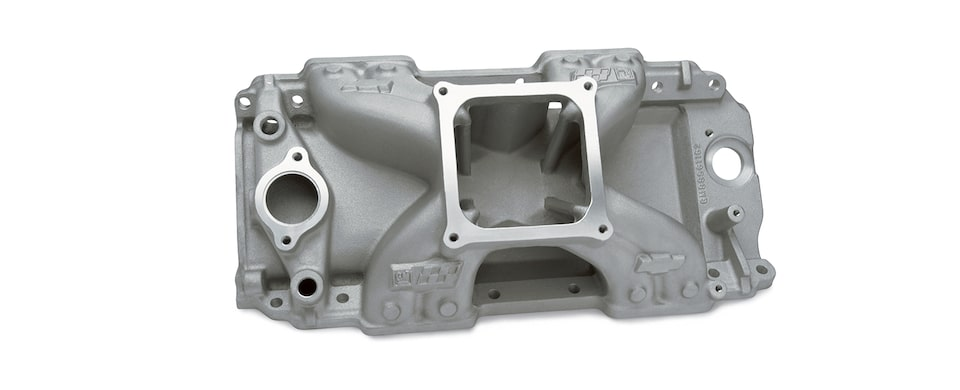 Chevrolet Performance Big-Block Intake Manifold For ZZ572/720R Engines Part No. 88962218