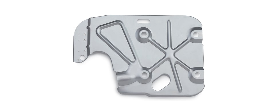 Chevrolet Performance Big-Block Windage Tray Part No. 14097040