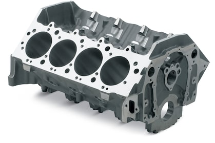 Production-Based Big Blocks from Chevrolet Performance