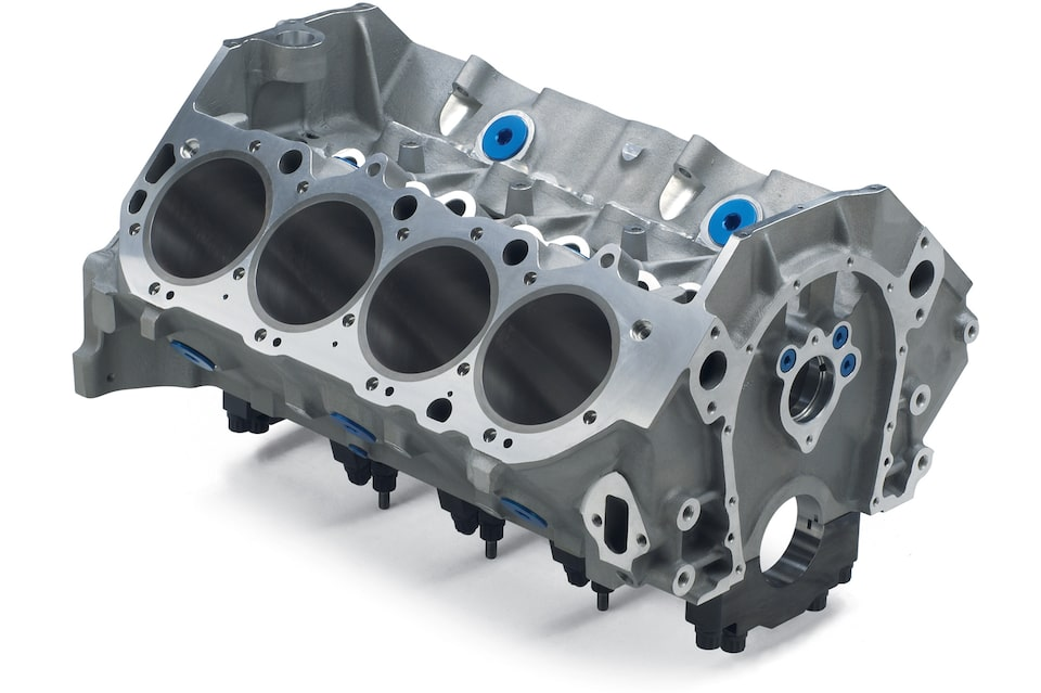 ZL1 Aluminum Big Block from Chevrolet Performance
