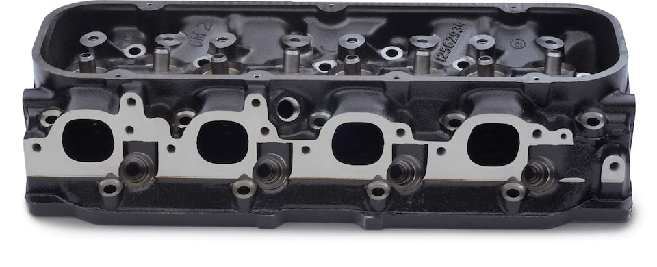 Bare Cast-Iron Big Block Cylinder Head Chevy Performance