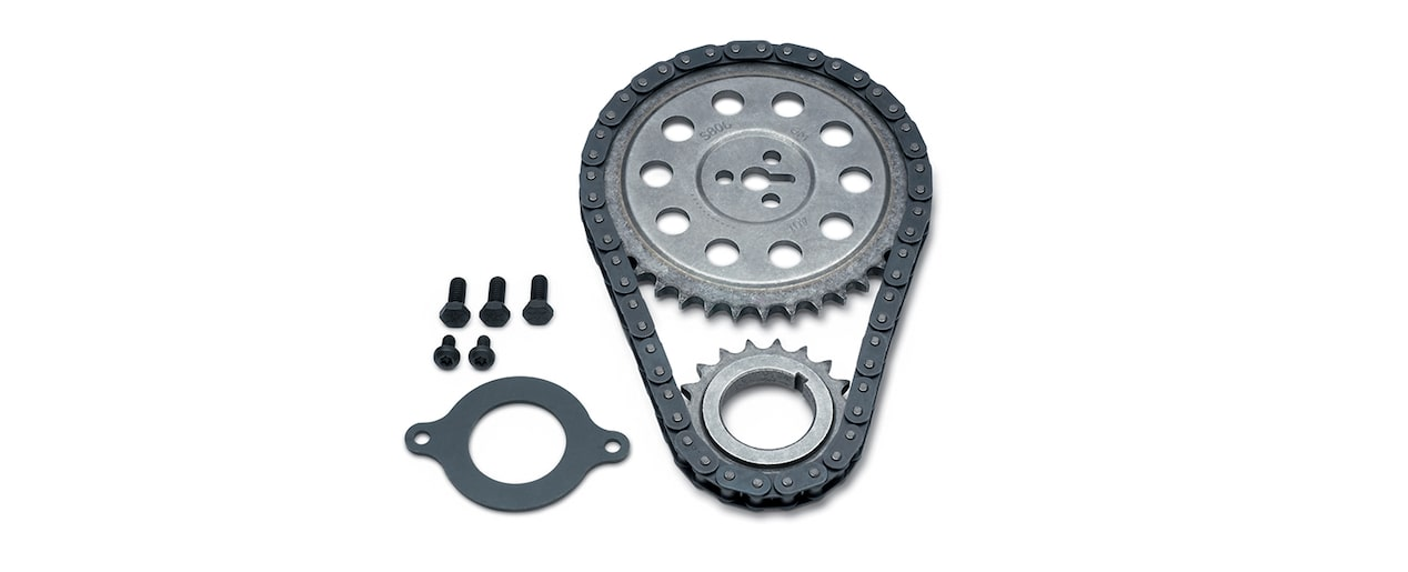 Big-Block Engine Timing Chains And Sprockets | Chevrolet