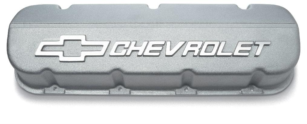 GM Performance Die-Cast Aluminum Valve Covers 12495488 Chevy BBC 396 427 454