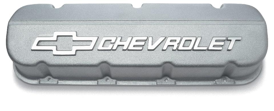 Chevrolet Performance Big-Block Aluminum Competition-Design Valve Covers Part No. 12371244