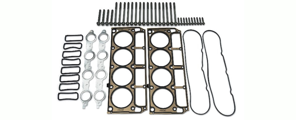 Chevrolet Performance LS1 Cylinder Head Installation Kit (F-Car) Part No. 12499217