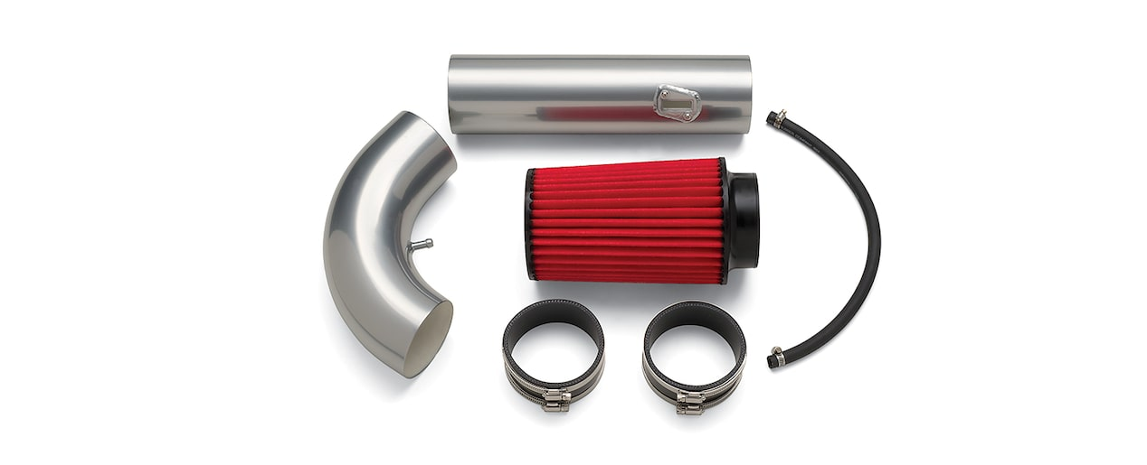 Chevrolet Performance Air Inlet Kit For LS-Based Crate Engine Installation Part No. 19301246
