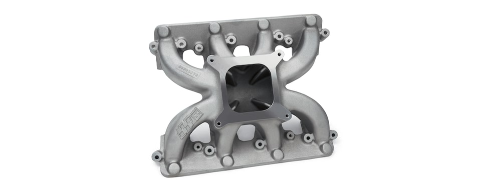 Chevrolet Performance LS2 4-BBL Intake Manifold Part No. 88958675