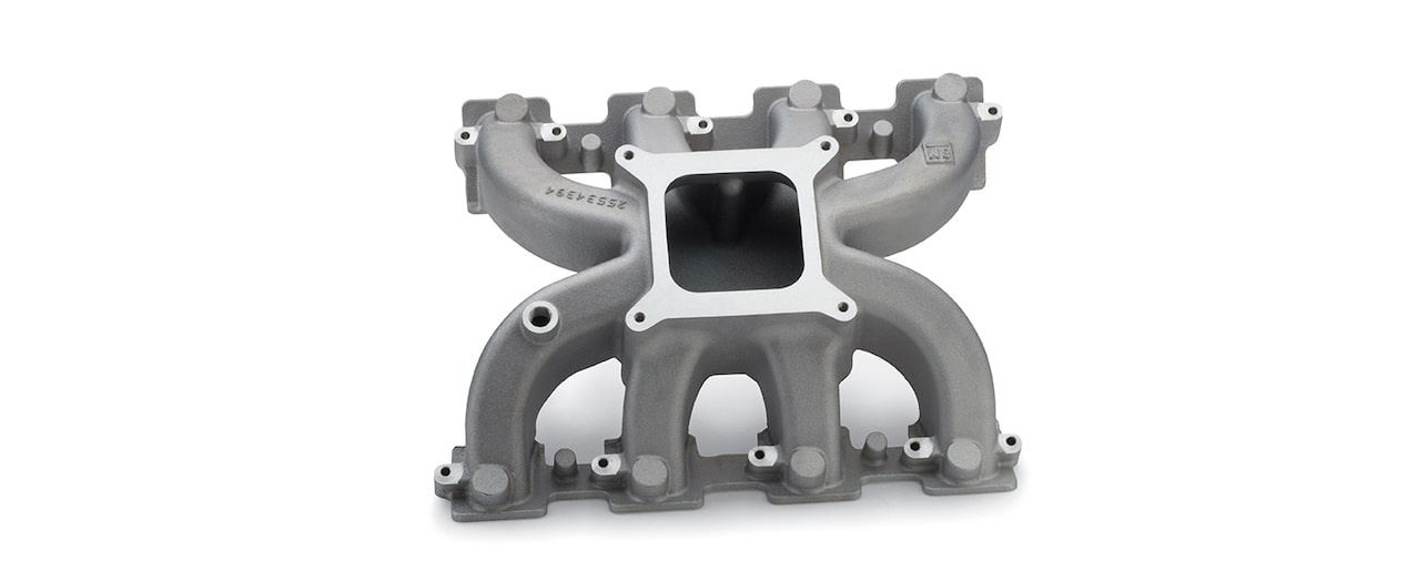 Chevrolet Performance LS7 4-BBL Intake Manifold Part No. 25534394
