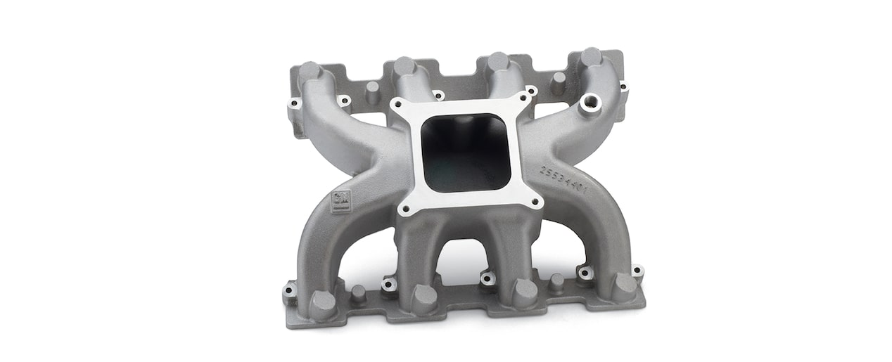 Chevrolet Performance LS3 And L92-Style 4-BBL Intake Manifold Part No. 25534401
