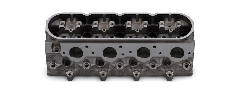 Chevrolet Performance COPO CNC Machined Cylinder Head