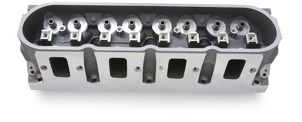 Chevy Performance LSX LS7 Cylinder Head Assembly As Cast