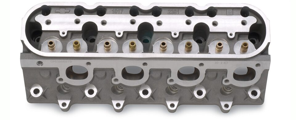 LSX-DR CNC-Ported Cylinder Head Chevy Performance