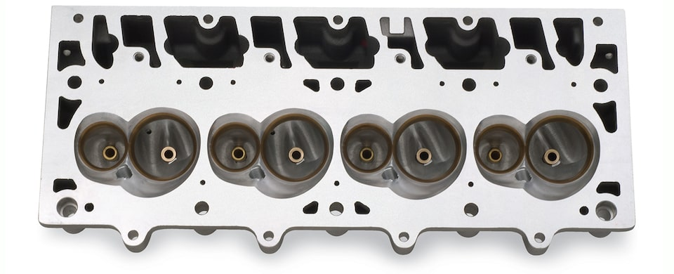 Chevy Performance LSX-DR CNC-Ported Cylinder Head