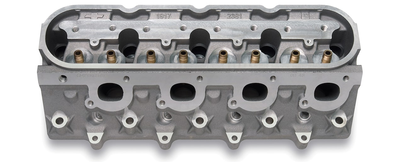 LSX-DR Cylinder Head Chevy Performance