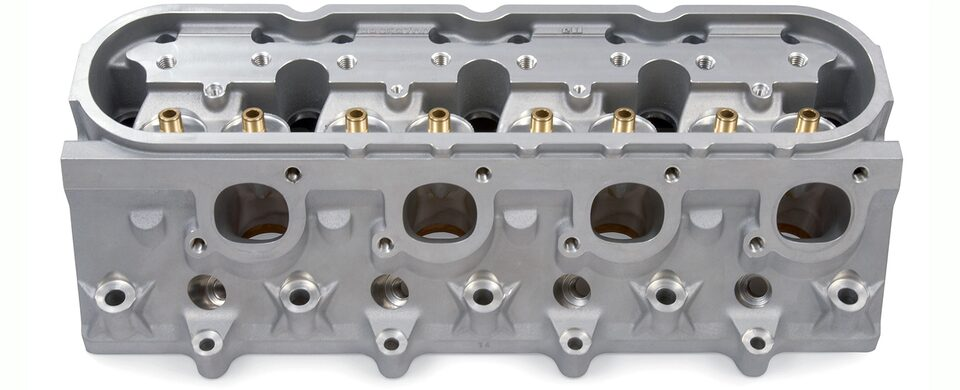 LSX-CT CNC-Ported Cylinder Head Assembly
