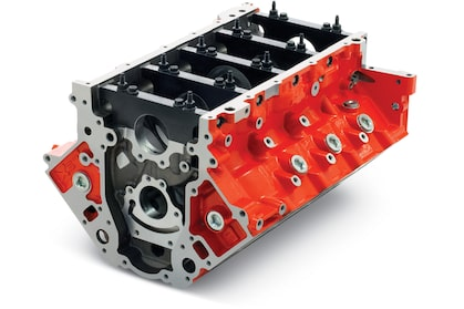 LSX Bowtie Block from Chevrolet Performance