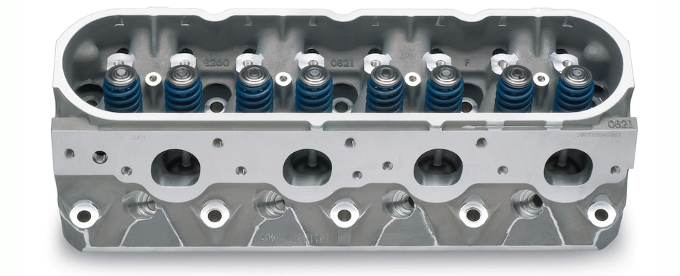 Chevy Performance LS3 CNC-Ported Cylinder Head Assembly