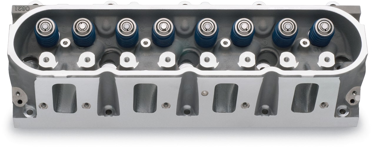 LS3 CNC-Ported Cylinder Head Chevy Performance