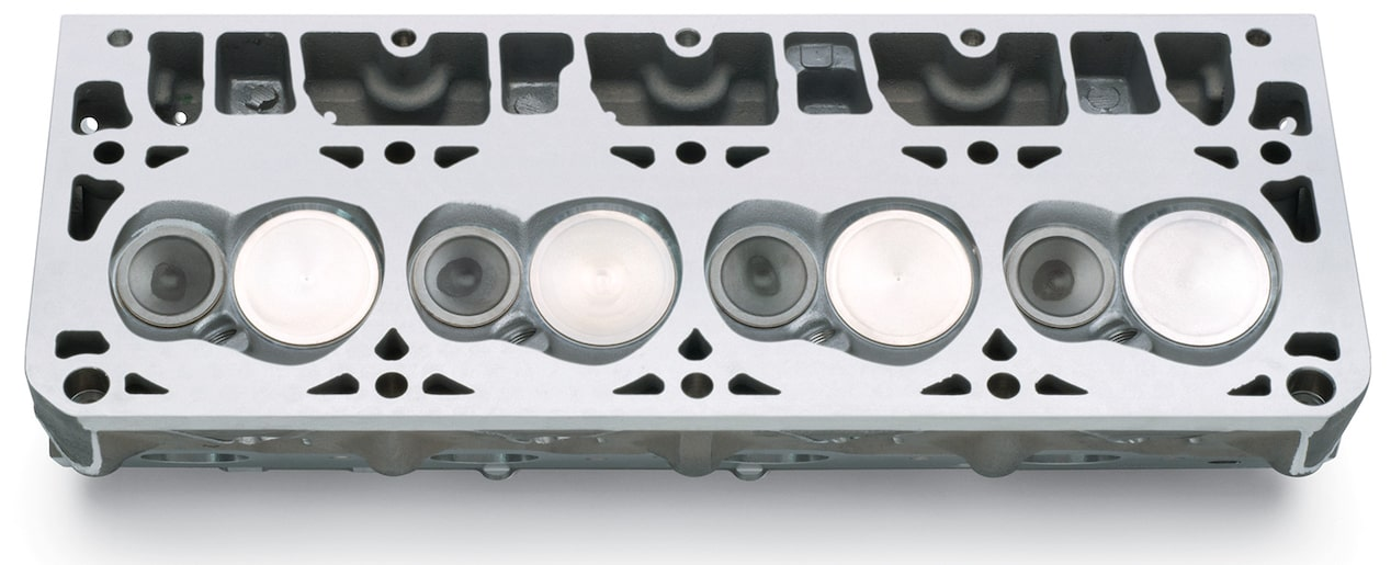 LS3 CNC-Ported Cylinder Head Assembly Chevy Performance