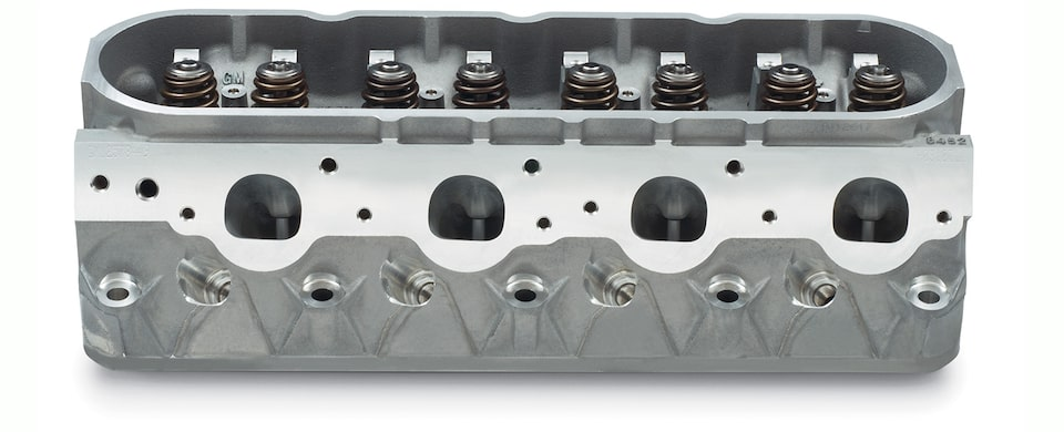 LS7 CNC-Ported Cylinder Head Assembly Chevy Performance