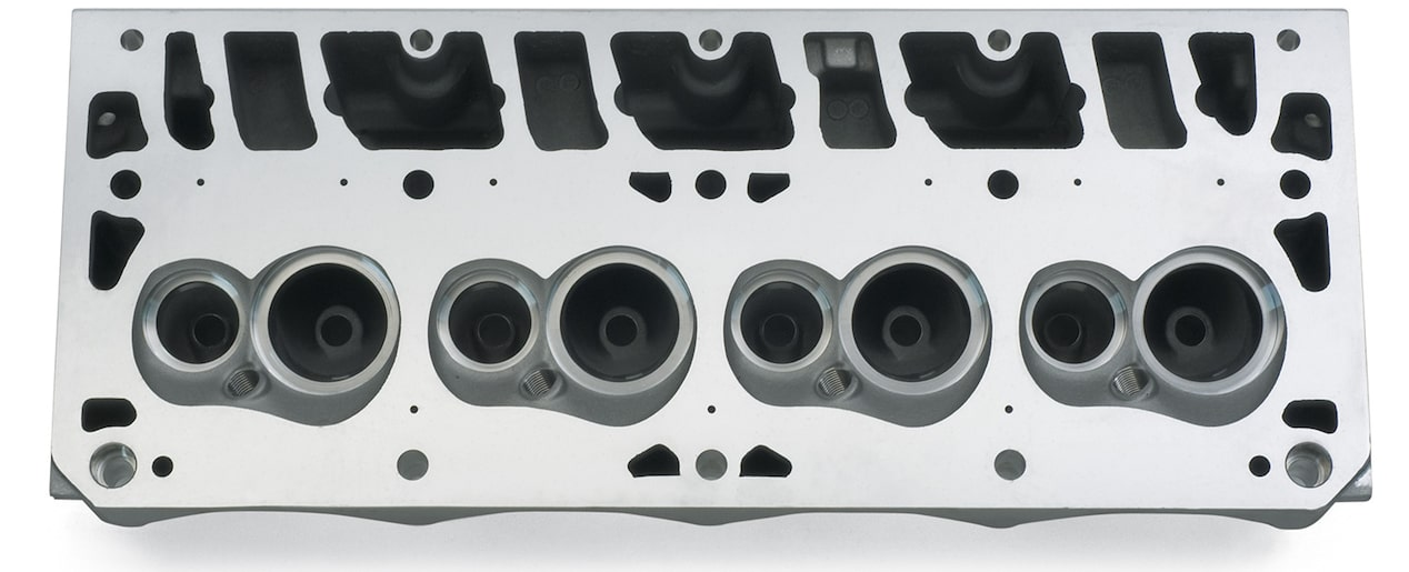 Bare C5R Racing Cubed Cylinder Head Chevy Performance