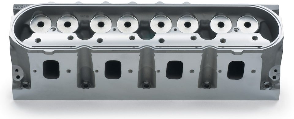 Bare C5R Racing Cubed Cylinder Head Assembly