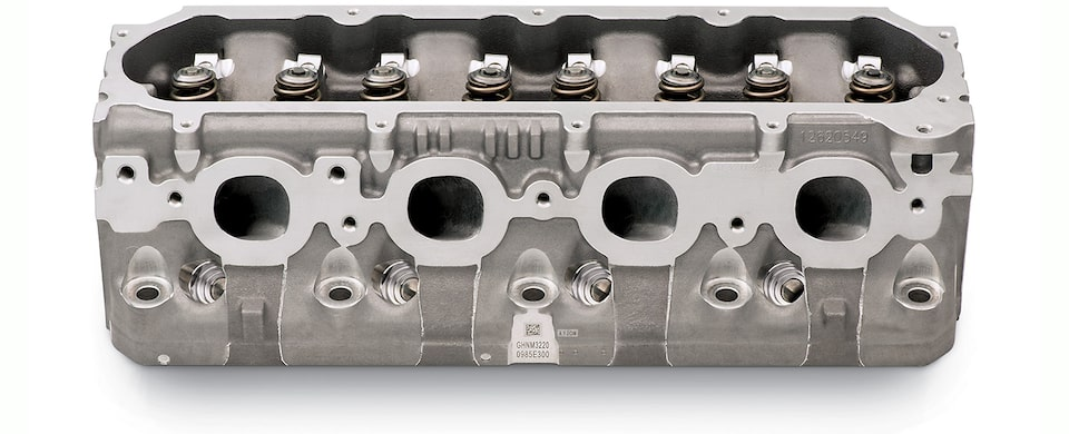LT1 CNC Cylinder Head Assembly Chevy Performance