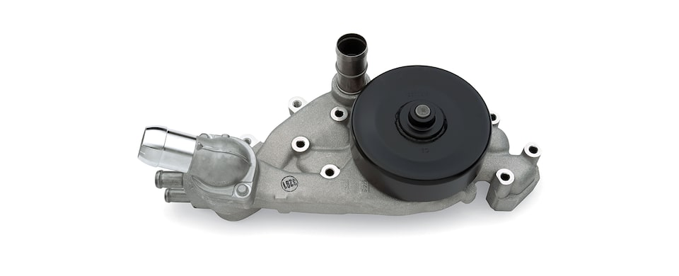 Chevrolet Performance Water Pump For LS2, LS3, And LS7 Engines Part No. 12681186