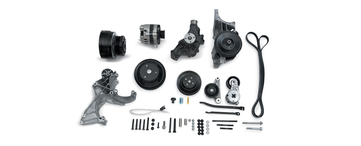 Small-Block Engine Accessory Drive Systems | Chevrolet Performance