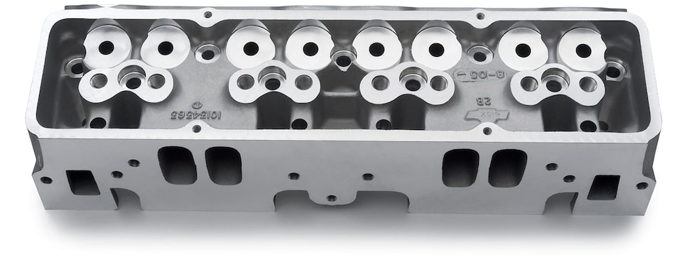 "Small-Block Semi-Finished 18"" Cylinder Head"