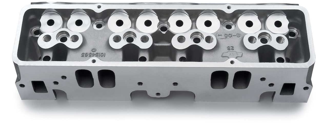 "Semi-Finished 15"" Cylinder Head Chevy Performance"