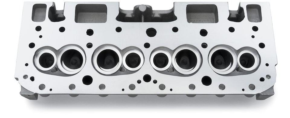 "Small-Block Semi-Finished 15"" Cylinder Head"