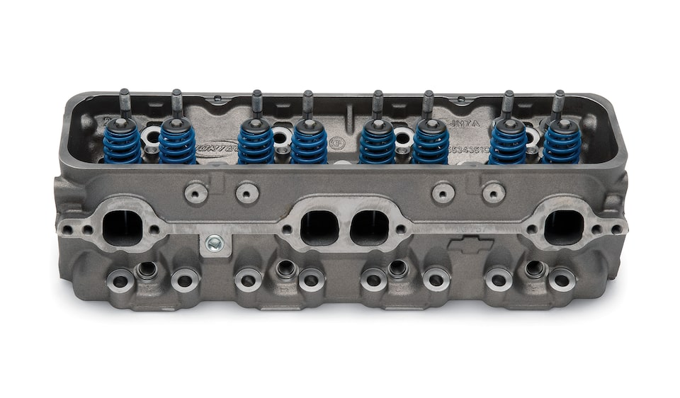 Vortec Bowtie Cylinder Heads from Chevrolet Performance