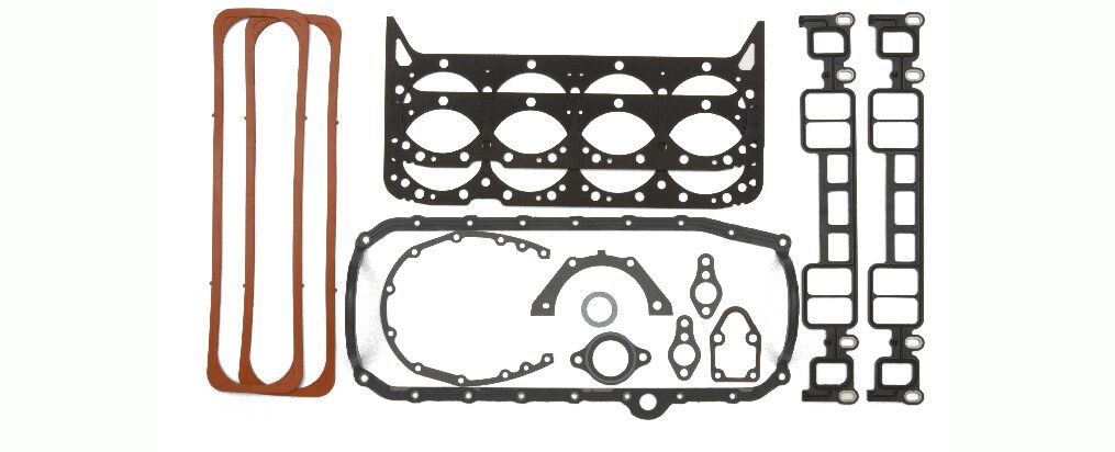 Smallblock Engine Head Gaskets And Bolts Chevrolet Performance. Chevrolet Performance Small Block Rebuild Gasket Kit Part No 19201171. Chevrolet. Chevy 350 Engine Gasket Schematic At Scoala.co