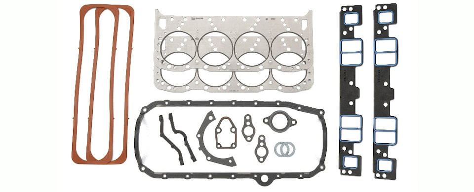 Chevrolet Performance Small Block Rebuild Gasket Kit Part No. 19201172