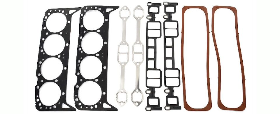 Chevrolet Performance Small Block Heavy-Duty Composition Head Gasket Part No. 12499223