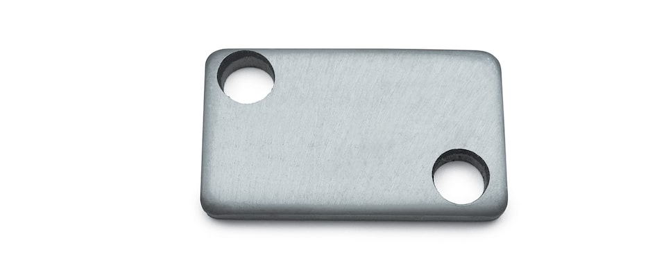 Chevrolet Performance Small-Block Choke Hole Cover Part No. 14094792