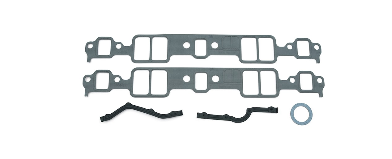 Chevrolet Performance Small-Block Intake Manifold Gasket Kit For 1971-1986 And ZZ350 Part No. 10147994