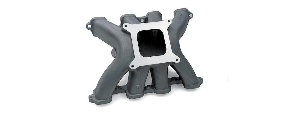 Chevrolet Performance Small-Block Intake Manifold With Spider Design SB2.2 Part No. 88958617