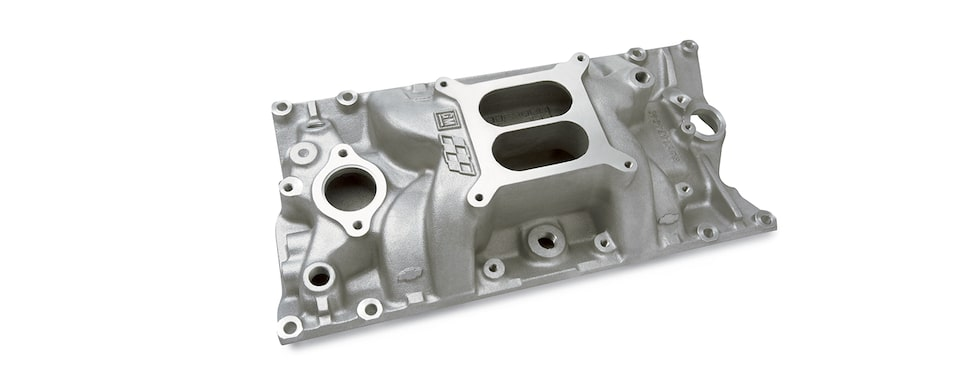 Chevrolet Performance Small-Block Intake Manifold For Vortec Head Design Engines Part No. 12366573