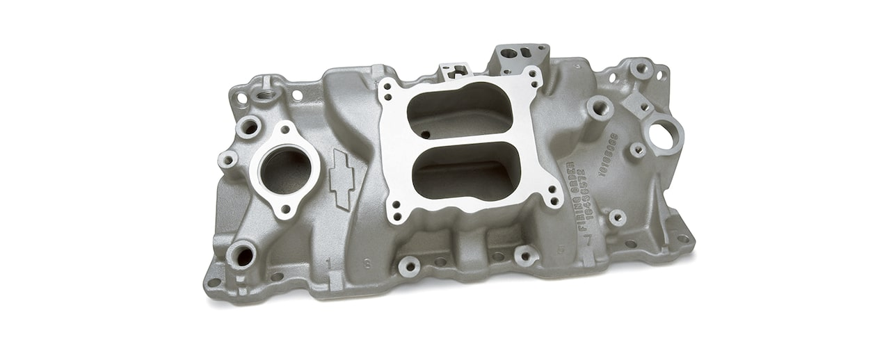 Chevrolet Performance Small-Block Intake Manifold For ZZ Series Engines Part No. 10185063