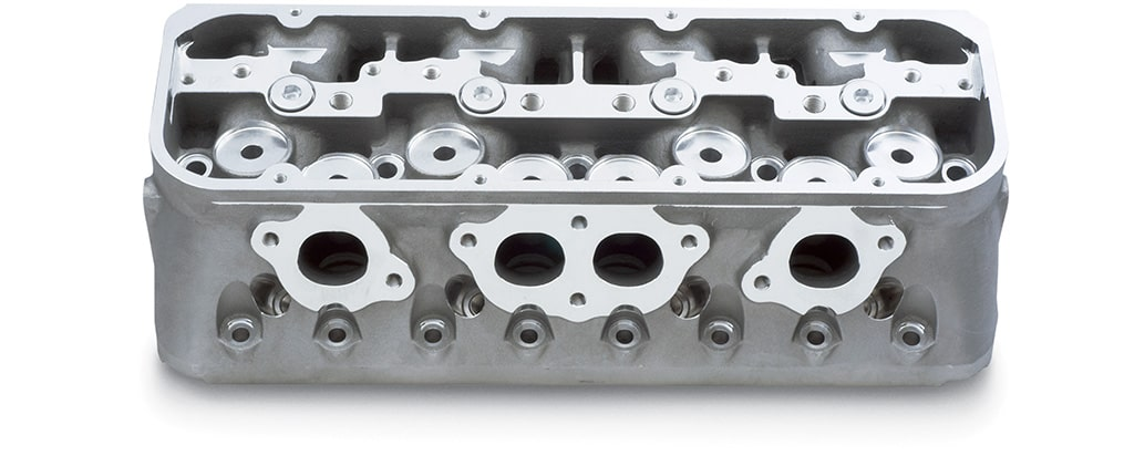Semi-Finished SB2.2 Aluminum Cylinder Head Assembly