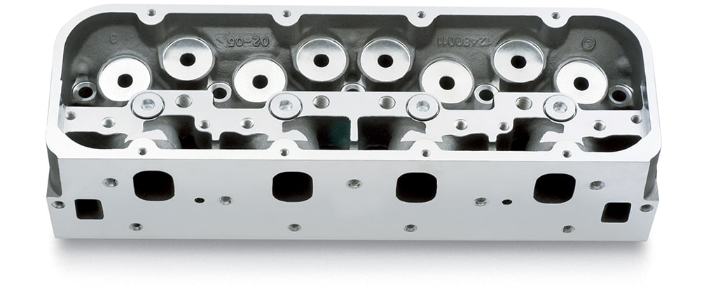 Chevy Performance Semi-Finished SB2.2 Aluminum Cylinder Head